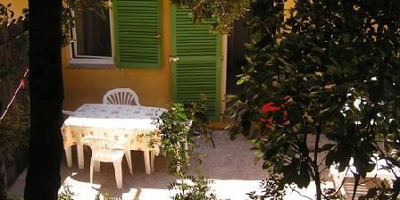 Les Gîtes du Cap Corse A Maghja, Terrasse
