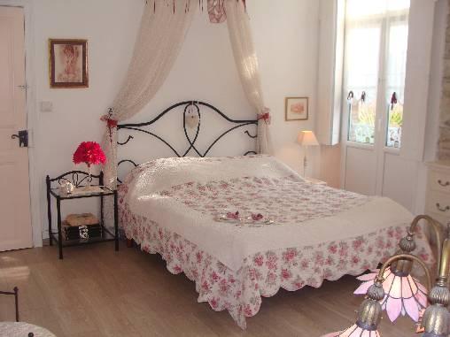 Chambre d'hote Aude - chambre Rosine