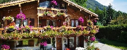 Bed and breakfast Chalet a l'or�e du bois