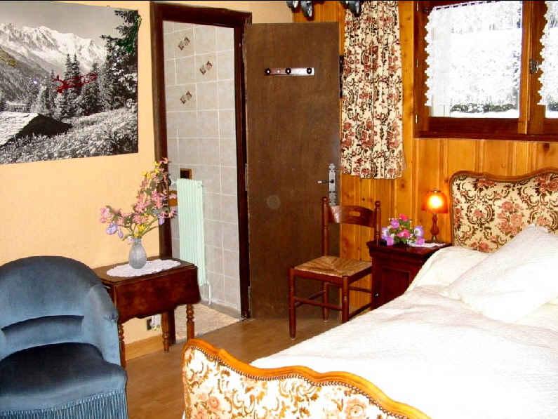 Chambre d'hote Haute-Savoie - Chambre Amis