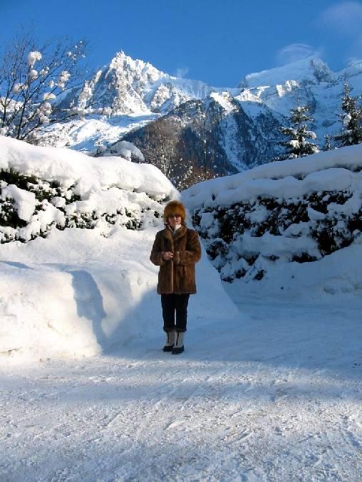 Chambre d'hote Haute-Savoie - Chamonix -  Les écrins