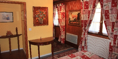 Chalet Saint Roch Chambre