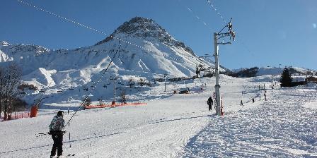 Chalet Saint Roch Pistes de ski du Col du Mollard