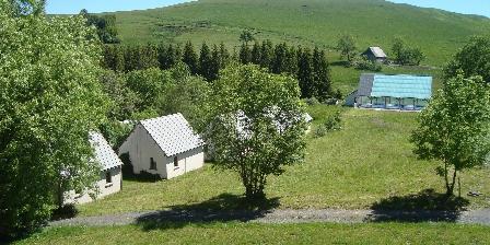 Gite Chalets du Lac des Estives > Le village vacances