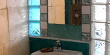 Chambre Hote Arles La salle de bain de la chambre Verte