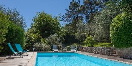 Chambre d'Hote Les Sources Aux sources : the pool