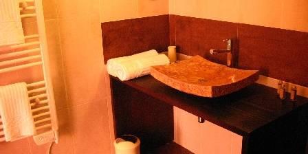 Chambre d'hôtes Anjali Salle de bain de Tolosa