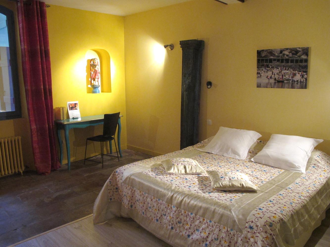 Chambre d 39 h tes anjali une chambre d 39 hotes en haute - Chambre d hotes hautes pyrenees ...