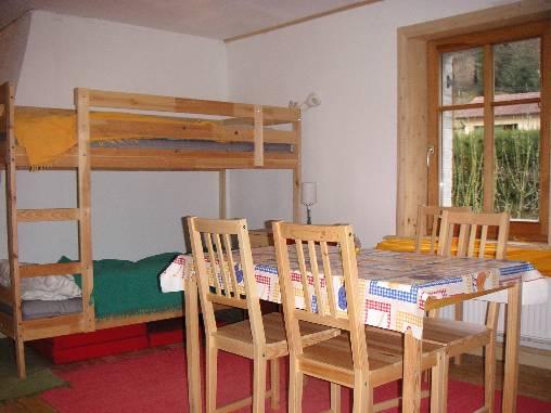 Chambre d'hote Vosges - chambre familial