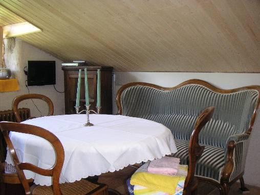 Chambre d'hote Vosges - la chambre double