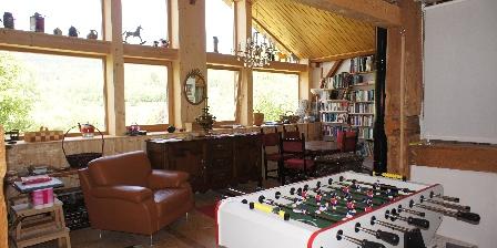 Chambre d'hôtes Ramonchamp Bibliotheke