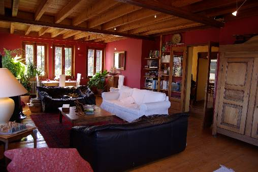 Chambre d'hote Alpes de Haute Provence - Salon