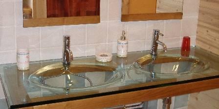 La Grange aux Loups Salle de bains familiale chambre Bonnecine