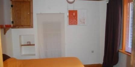 Les 2 pépinières Chambre orange
