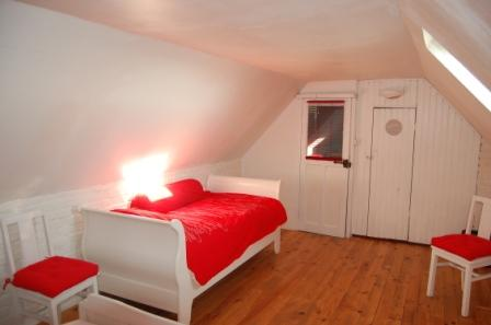 Chambre d'hote Nord - Chambre rouge
