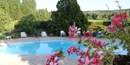 Domaine de Paissy La piscine