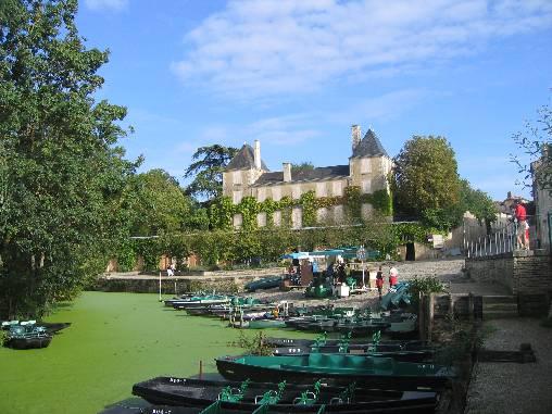 Chambre d'hote Deux-Sèvres -