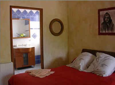 Chambre d'hote Pyrénées-Orientales - La chambre Lavande