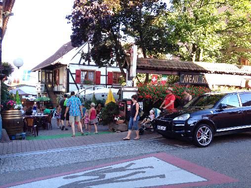 Tourisme en Alsace pour un séjour sur la route des vins