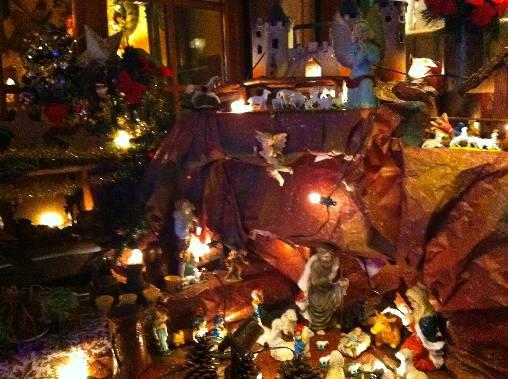 en période de l'aven pour les marchés de Noël en Alsace