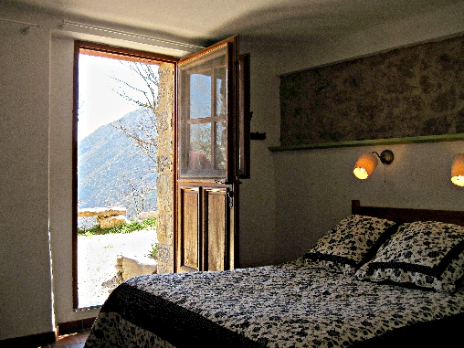 bed & breakfast Alpes de Haute Provence - The Stone room