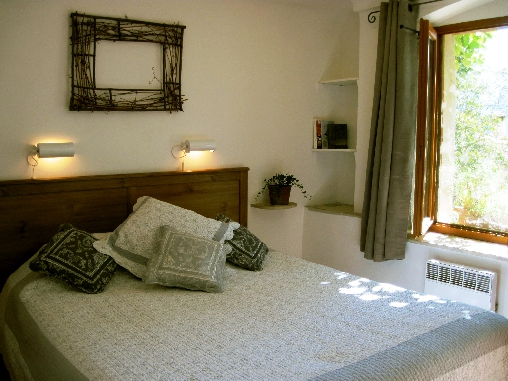 bed & breakfast Alpes de Haute Provence - The Ivy Room