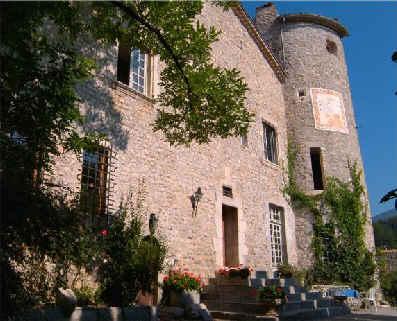 Chambres d'hotes Hautes Alpes, Aspres sur Buëch (05140 Hautes Alpes)....