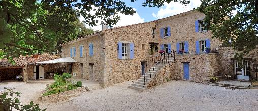 Bed & breakfasts Var, from 300 €/Semaine. Castle, Signes (83870 Var), Charm, Guest Table, Swimming Pool, Jacuzzi, Garden, Park, Disabled access, WiFi, T.V., Baby Kits, 3 Double Bedroom(s), 2 Suite(s), 4 Maximum People...
