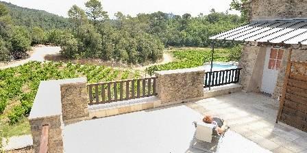 Chateau de Cancerilles Terrasse individuelle