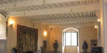 Château de Chalmazel Salle à manger