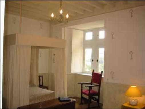 Chambre d'hote Loire - La chambre d'hôtes Aux Clefs