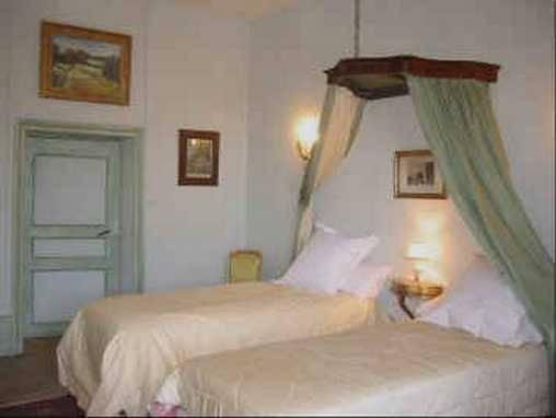 Chambre d'hote Loire - La chambre d'hôtes du 18ème