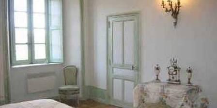 Château de Chalmazel La chambre d'hôtes du 18ème