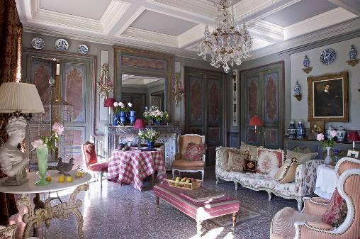 Chambre d'hote Gard - Salon