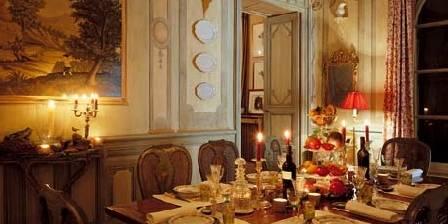 Château de Christin Salle à manger