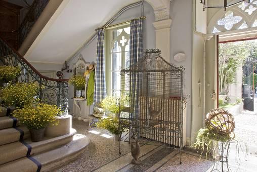 Chambre d'hote Gard - Hall d'entrée