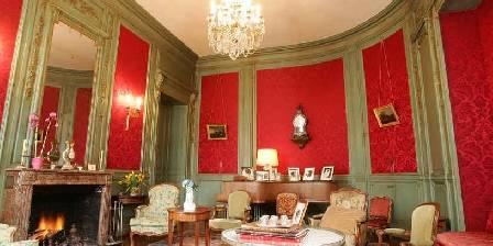 Château de Craon Le salon de musique