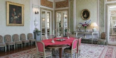 Château de Craon La salle à manger