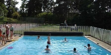 Château de Craon La piscine