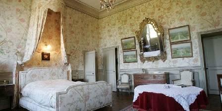 Château de Craon Chambre Baldaquin