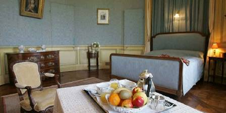 Château de Craon Chambre Ovale