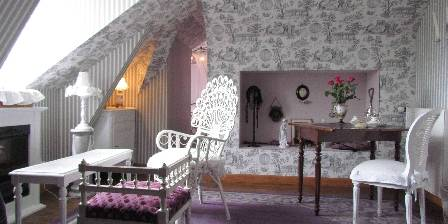 Château de Kerlarec George Sand sitting room