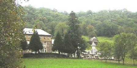 Château de la Fromental Une vue du parc