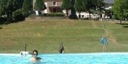 Château de la Fromental La piscine