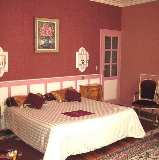 Chambre d'hote Cantal - Suite Victoria