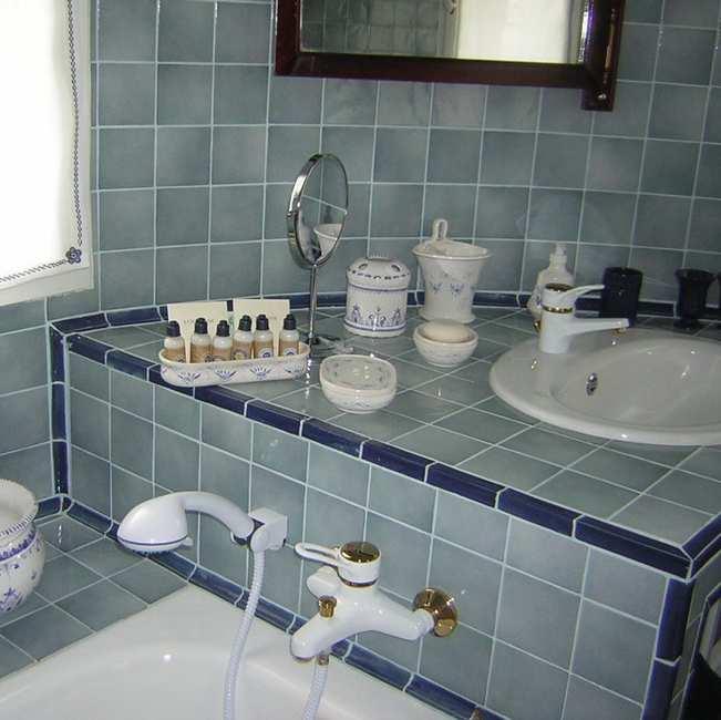 Chambre d'hote Cantal - Salle de bain Hortense