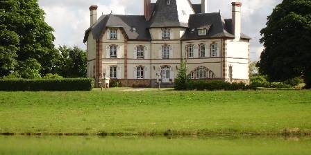 Château de la Hersonnière Vue exterieure