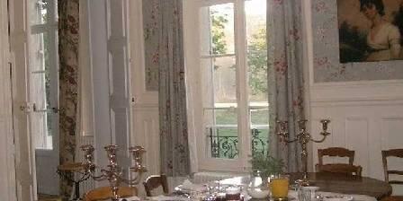 Chateau de la Puisaye La salle à manger