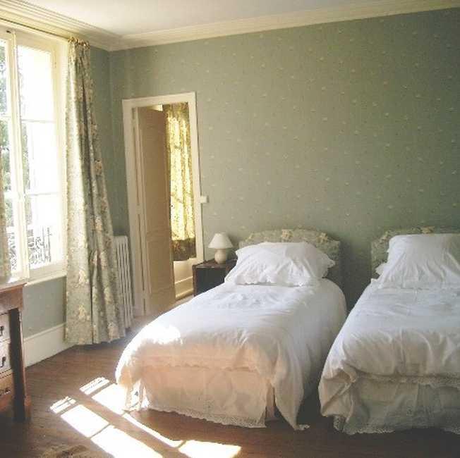 Chambre d'hote Eure - La chambre du Parc