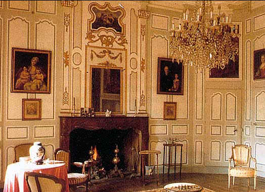 Chambre d'hote Cantal - Le Grand Salon